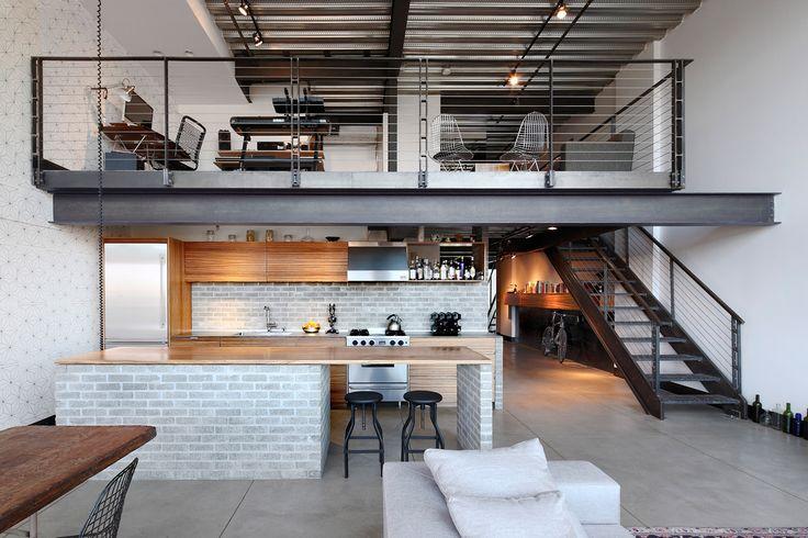 el loft espacios doble altura