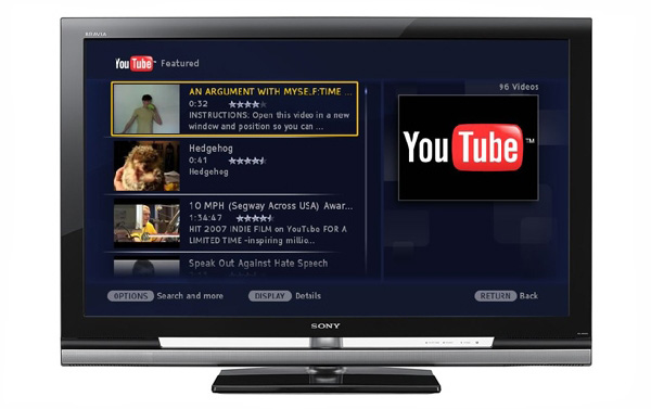 SONY Internet HD TV
