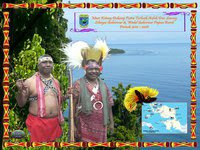 CALON GUBERNUR DAN WAKIL GUBERNUR PAPUA BARAT  2011 - 2016