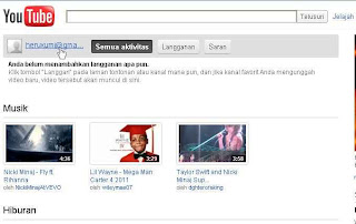 Cara Kirim dan Upload Video ke YouTube