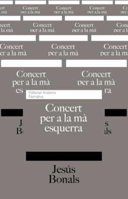 Concert per a la mà esquerra (Jesús Bonals)