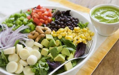 فوائد النظام النباتي للصحة