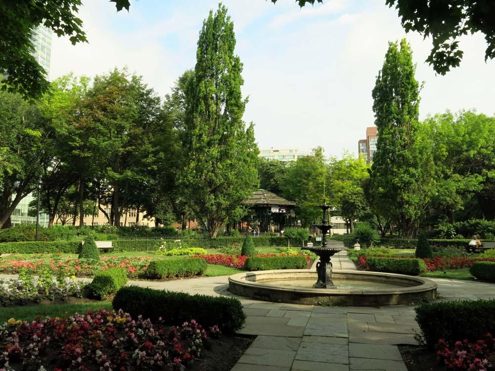 Toronto Grand Prix Tourist - A Toronto Blog: God\'s Garden is in ...