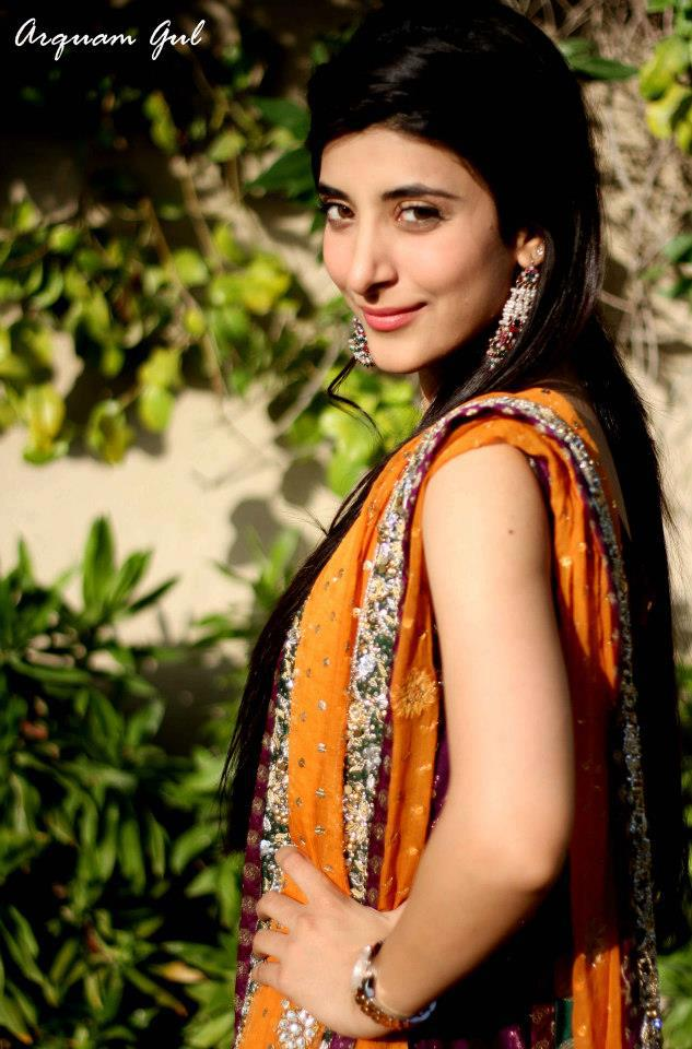 VJ Urwa Latest Photo shoot