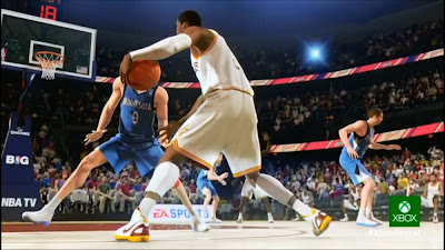 NBA Live 14 Graphics