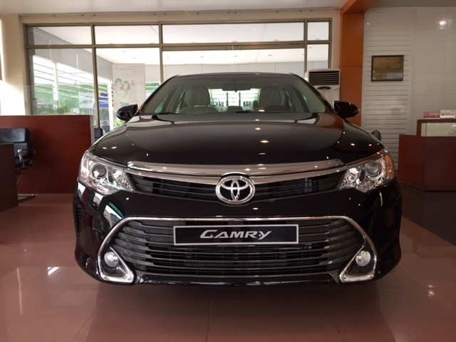 xe toyota camry all new model 2016 2017 gi xe t vi t nam. Black Bedroom Furniture Sets. Home Design Ideas