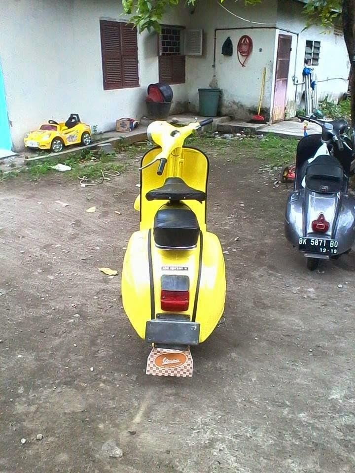 Lapak Vespa Jadul Jual Vespa Sprint Bagol 74 Medan Lapak Mobil