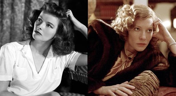 Katharine Hepburn Howard Hughes Relationship Katharine hepburn, left - cate