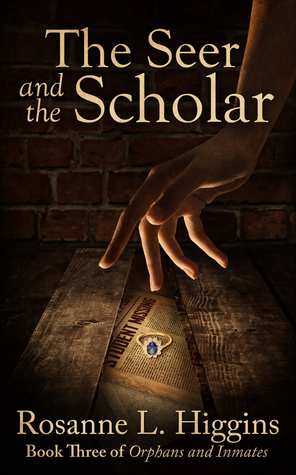 Book Three of the Orphans and Inmates Series