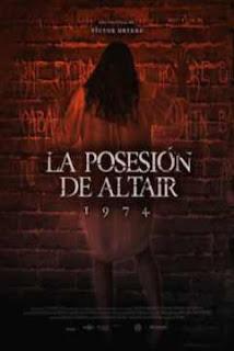 La Posesión de Altair: 1974 en Español Latino