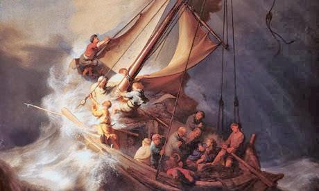 Storm on the sea of galilee by rembrandt van rijn charles storm on the sea of galilee by rembrandt van rijn publicscrutiny Images