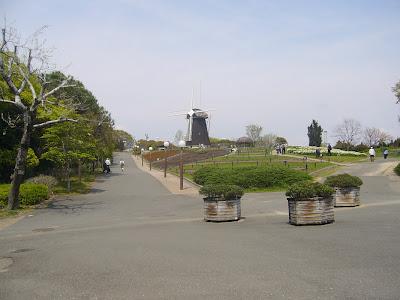 花博記念公園鶴見緑地・風車
