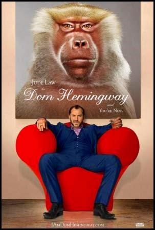 Póster de 'Dom Hemingway' (2013)