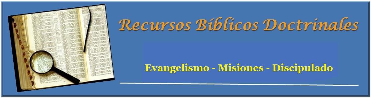 Recursos Evangelisticos y Misioneros