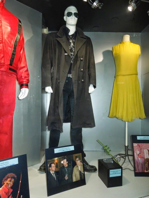 Simon Pegg Gary King The World's End movie costume