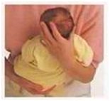 وضع طفلتك لتستلقي (1)