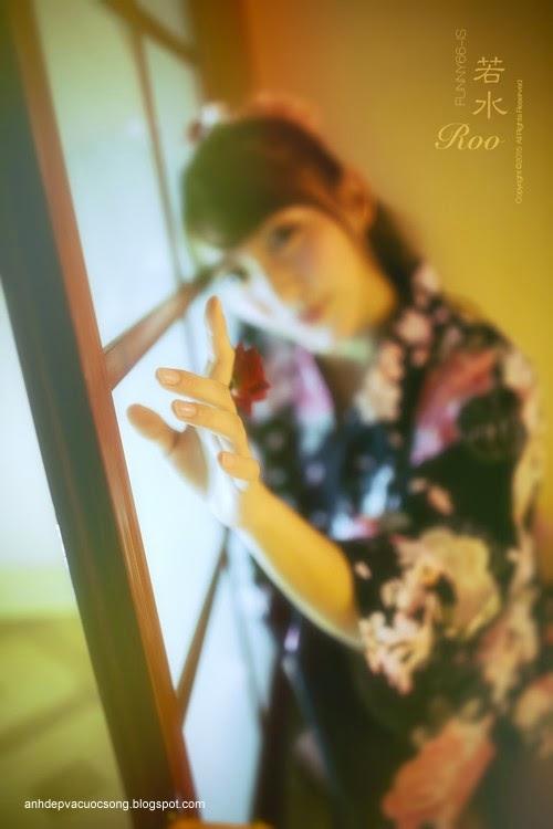 Nữ ca sĩ Nhật Bản xinh đẹp 11