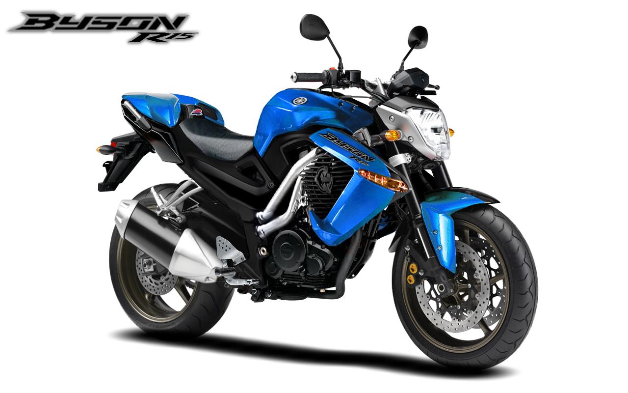 Kredit Motor Yamaha Byson Semarang