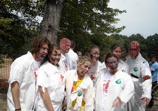 Run For Your Lives Butler PA 2012