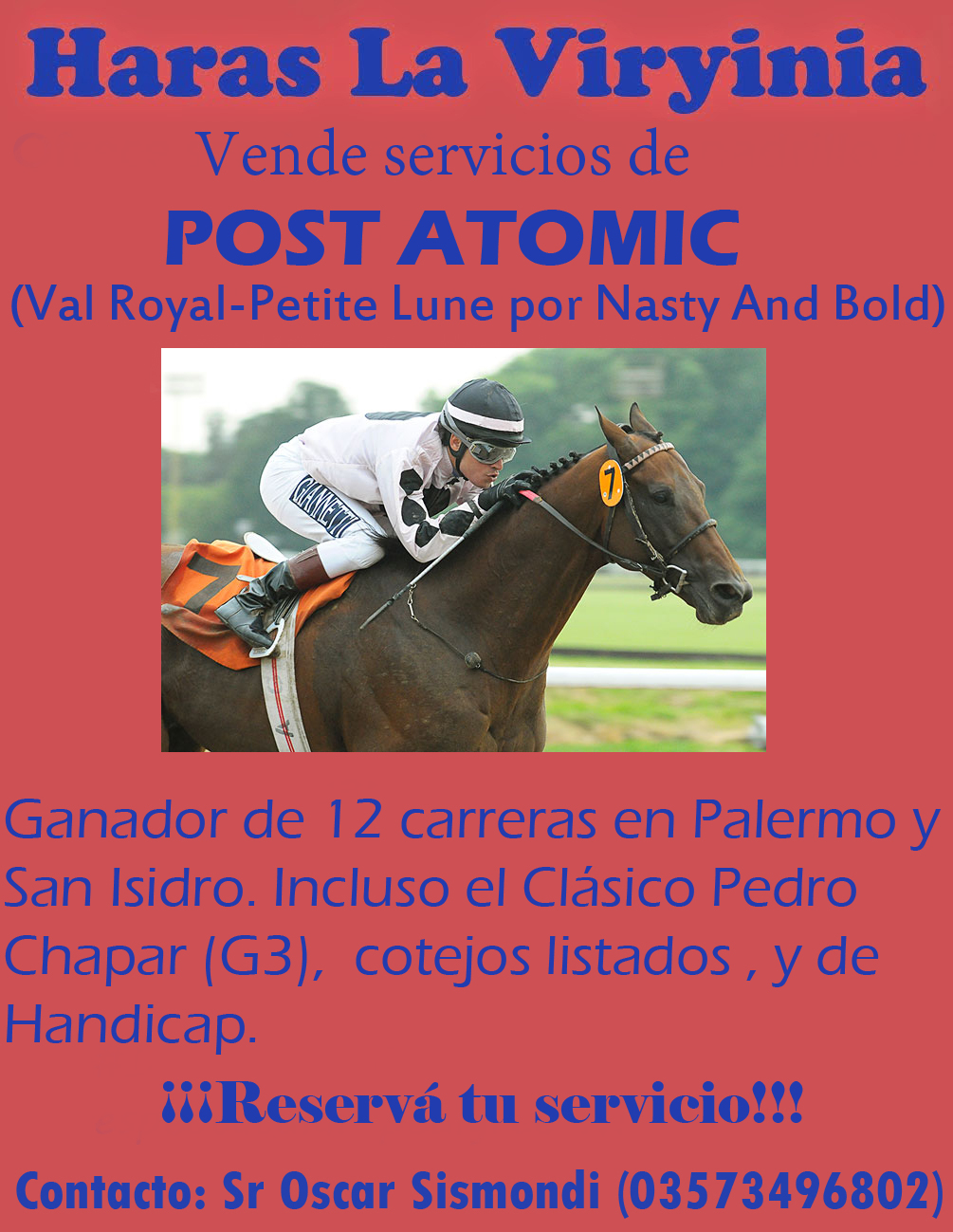 HS LA VIRYINIA POST ATOMIC