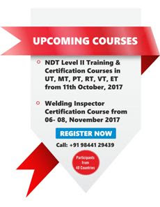 Upcoming Training Schedules - Oct 2017