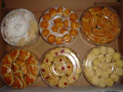 Cara Membuat Kue Kering Lebaran