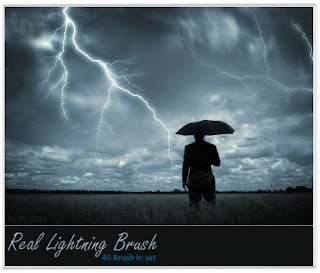 40 set Real Lightning Brush  Free Download
