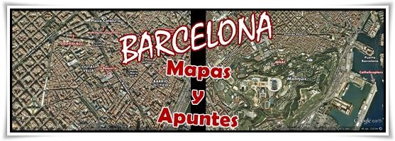 Barcelona-Maps