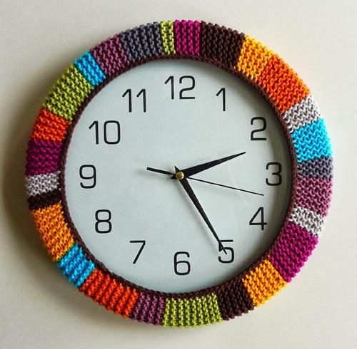 Часы сделанные своими руками