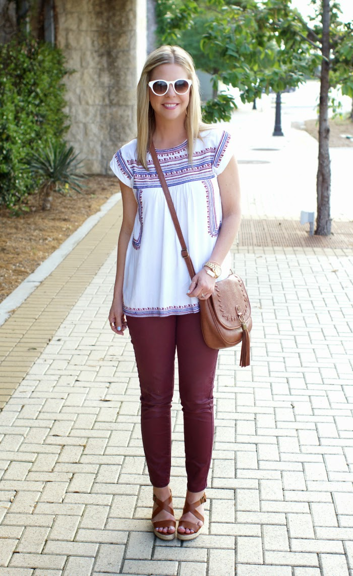casual boho style for spring and summer