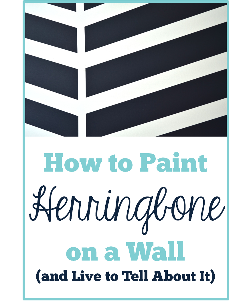 Herringbone Wall Tutorial