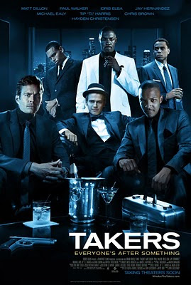The Movie Guy: Takers