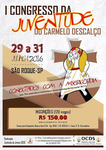 I CONGRESSO DA JUVENTUDE DO CARMELO DESCALÇO