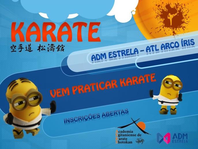 Karate ADM Estrela