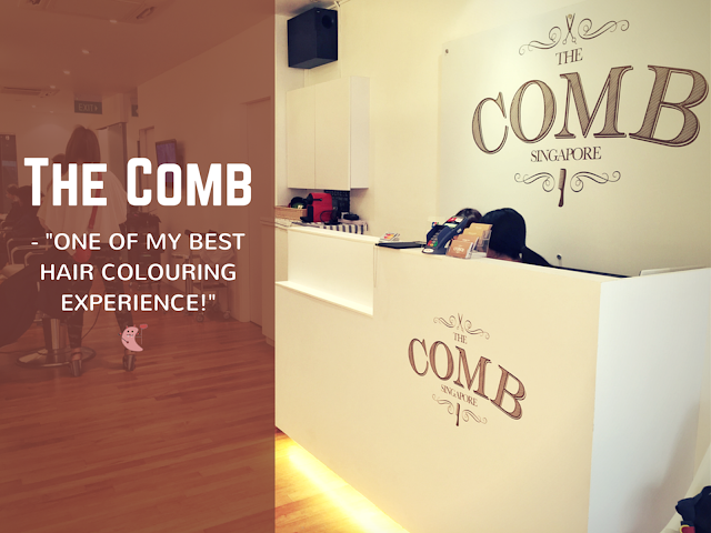 Best Hair Colouring - The Comb Hair Studio Singapore