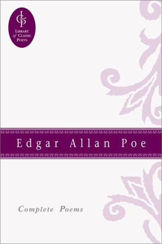edgar allan poe poetry book revision This magnificently decorated edition presents edgar allan poe's complete poems in addition to his most important critical essays on poetry featuring such immortal works as the raven and the bells, the book meticulously re-creates the famed 1900 endymion edition poe's dark obsessions and.