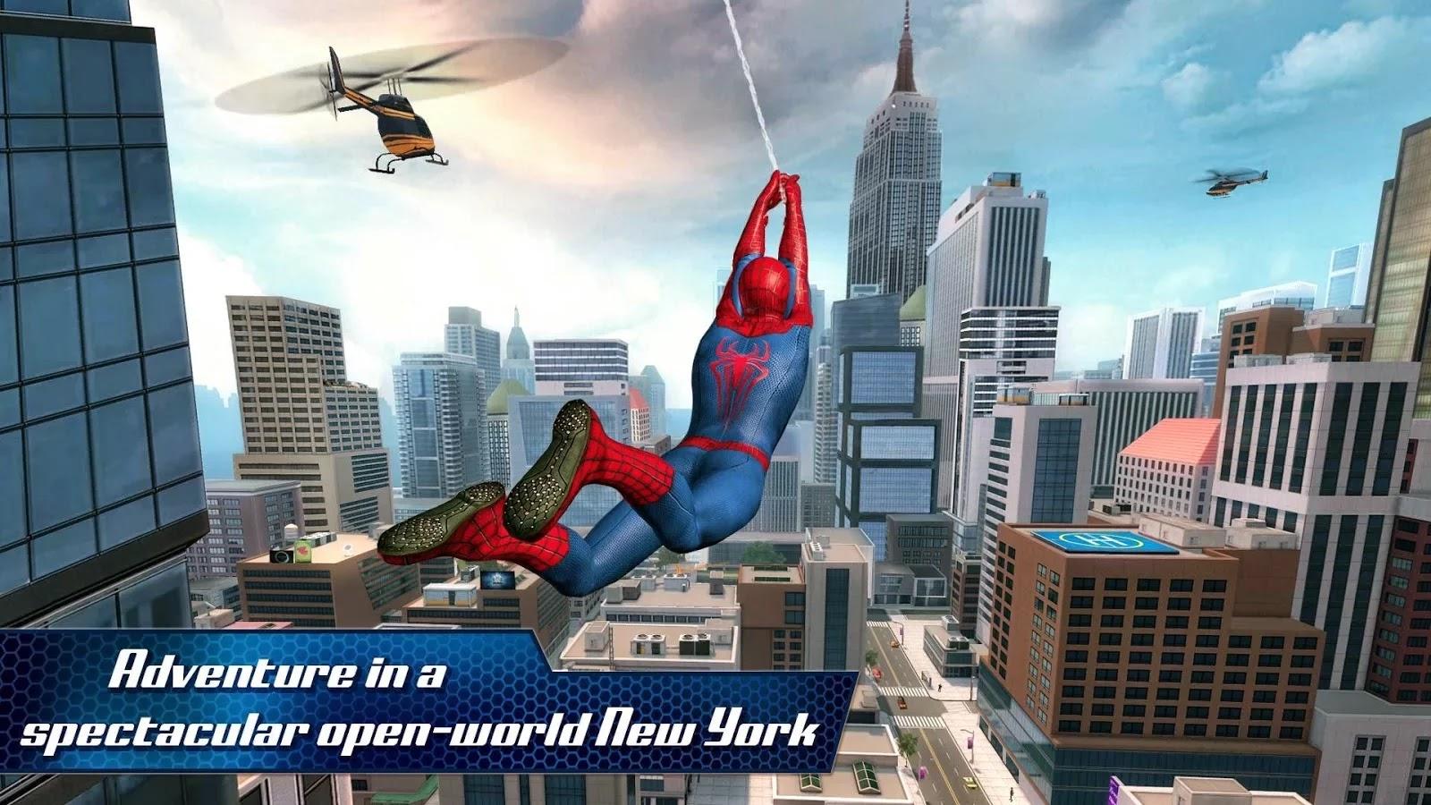 The Amazing Spider-Man 2 v1.0.3b Premium Edition