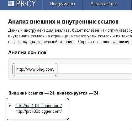 Bing для поискового продвижения сайтов.