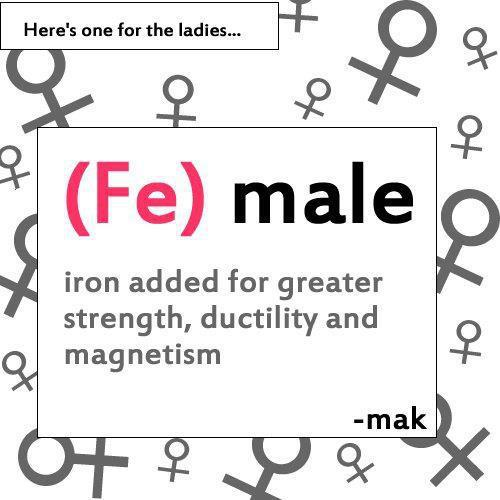 Iron Man... (Fe)male!