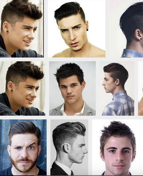 Jenis-jenis Rambut Pria Terbaru