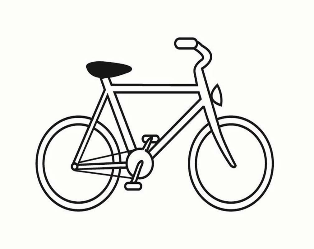 Pin Kartun Sepeda on Pinterest