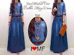 MF1506 Maxi Jeans + Belt SOLD OUT