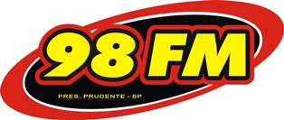 Rádio 98 FM de Presidente Prudente SP ao vivo