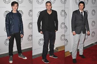 Homens famosos usando sapatênis em 2013