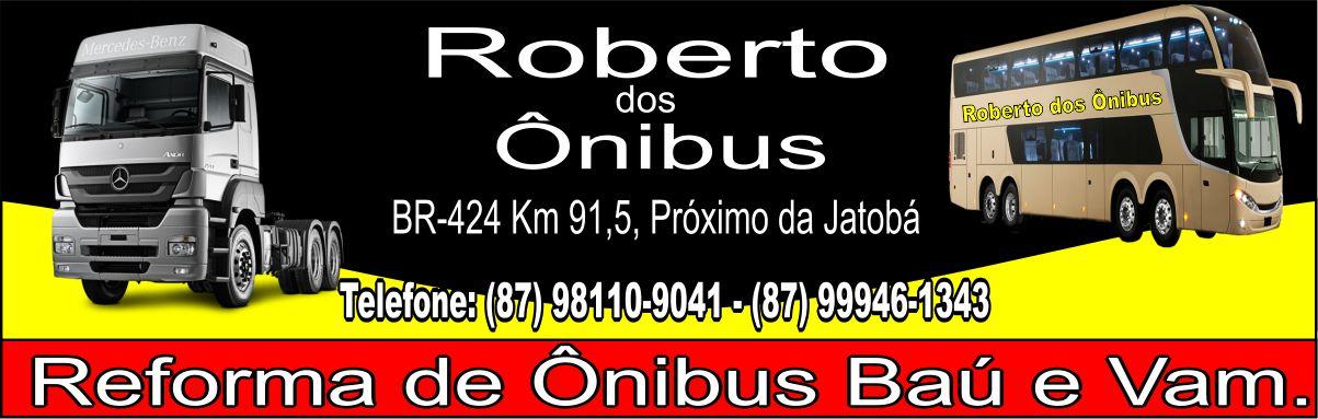 Roberto dos Ônibus.
