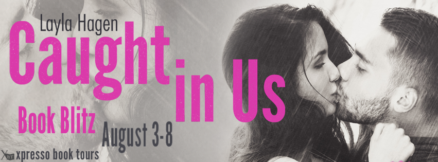 Caught In Us tour banner
