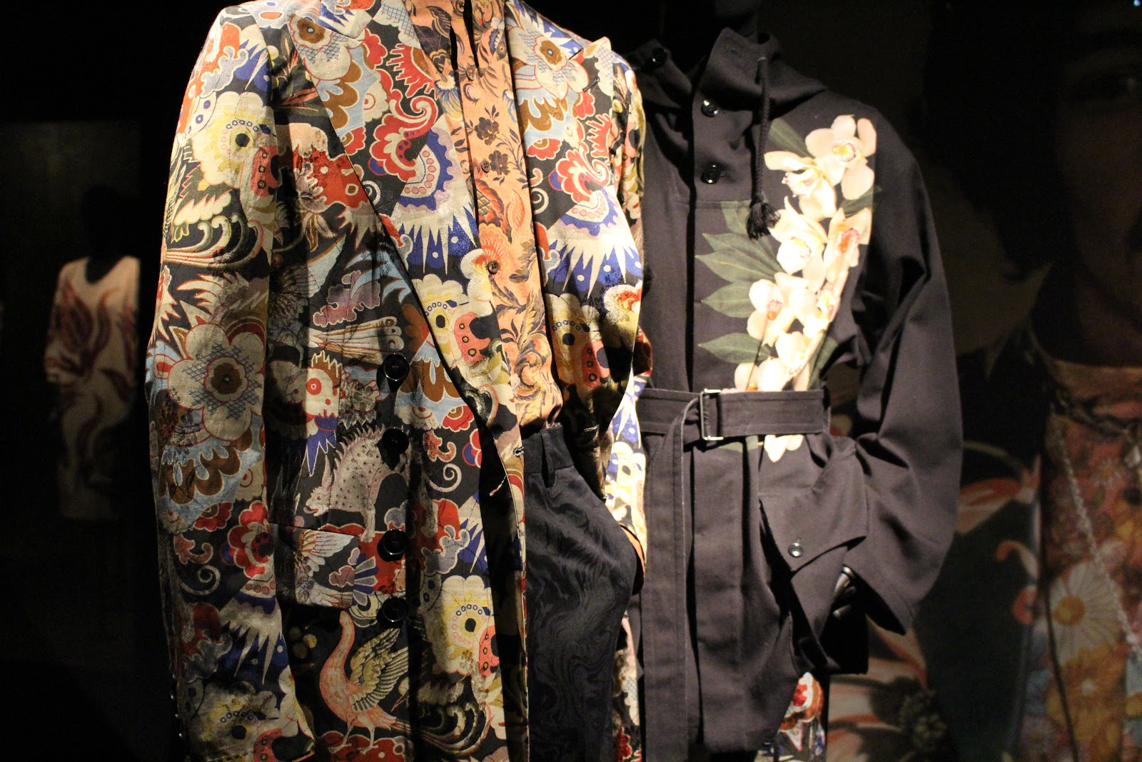 Dries Van Noten Inspirations MoMu Butterflies