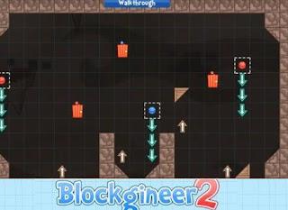 Blockgineer 2 walkthrough.