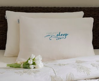 Nature's Sleep Pillow Giveaway