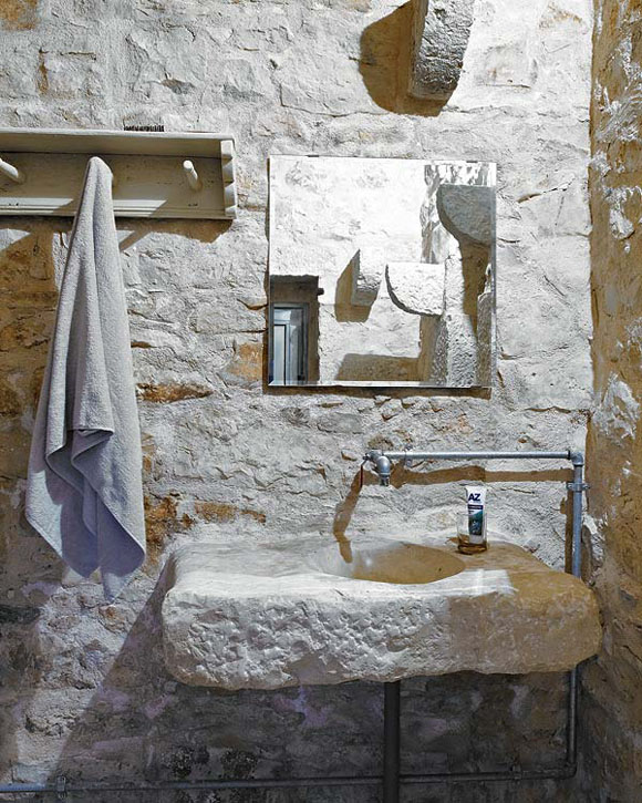 decorar lavabos antiguos : decorar lavabos antiguos:Minimalist Rustic Bathroom